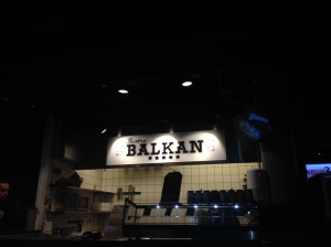 Lunch at Balkan Bistro