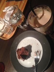 Dessert, fake Chai Latte