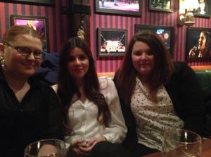 Me, Azra & Bojana