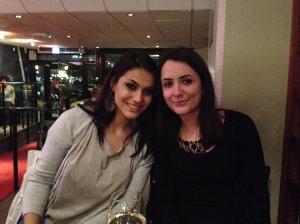 Dina & Amila