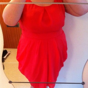 This coral one is from Asos