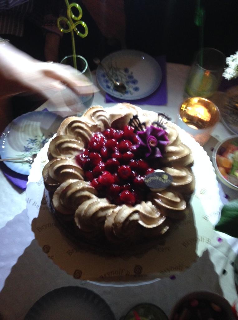 The yummie cake