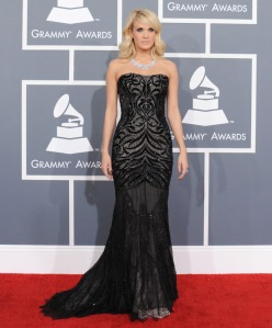 music-grammy-awards-red-carpet-carrie-underwood