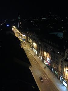Sarajevo, from Hecco Deluxe Hotel