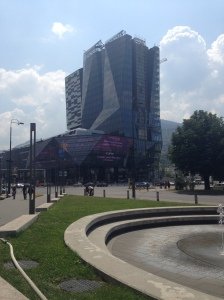 Sarajevo City Center mall