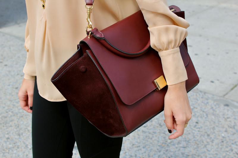 burgundy bag 2